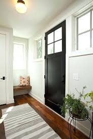 entry door bench front door bench seat entry farmhouse with gray and white rug square window entry door bench