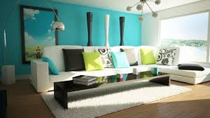 Living Room Turquoise Remodelling Awesome Ideas