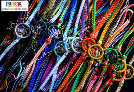 Dream Catcher Bracelet Amazon Peruvian Dreamcatcher Friendship Bracelets made in Peru 91