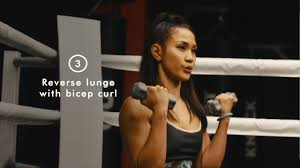 HIIT the Spot: Workout with Kim Ngo - YouTube