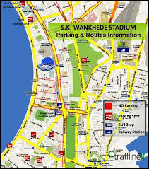 Wankhede Seating Chart India Vs West Indies T20 Wc Semifinal Wankhede Stadium