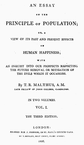 best essay title page ideas apa title page malthus thomas robert title page of an 1806 edition of ldquoan essay on