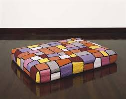 stained mattress. Plain Stained They See God Stained Glass Mattress By Mike Kelley With Stained Mattress