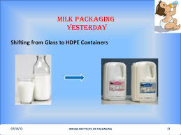 Milk Being Supplied In Tetra Pack And Through Vending Machines Impressive Milk Packaging Yesterday Today Tomorrrow