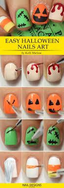 Best 25+ Halloween nail designs ideas on Pinterest | Halloween ...