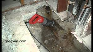 how to cut cast iron pipes plumbing and home remodeling