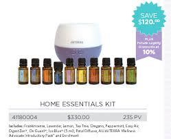 essentials home. Home Essentials Kit (Australia) From DoTERRA S