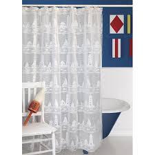 lighthouse shower curtain sets