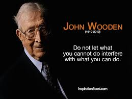 John Wooden Quotes New Johnwoodenquotessayingsdeepcouragesuccesspicture48