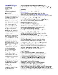 Military Resumes Writers 19 Awesome Free Resume Writer