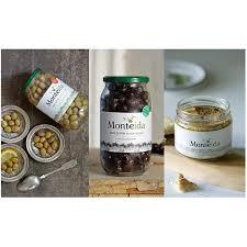 Monte Ida Black Dry Salt Cured, Scratched, Ayvalık, Cracked, Domat, Small  Sized Olive and Paste - Monteida - Uygun Rafine Yağ Sanayi - İstanbul City,  Turkey