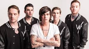 sleeping with sirens backdrop wallpaper