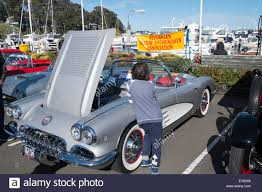 Sydney, Australia. 26th July, 2015. Pictured 1958 Chevrolet ...