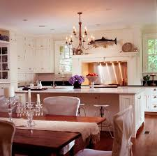 Kitchen Table Centerpieces Kitchen Traditional with None