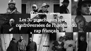 Les 30 Punchlines Les Plus Controversées Du Rap Français Thesaurap