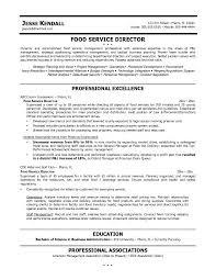 ... Worker Resume Food Service Resume 15 Food Service Resume Template ...