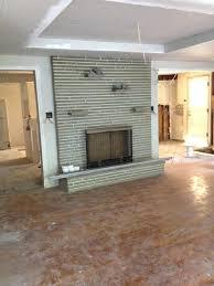 resurfacing fireplace with stone resurface fireplace how to cover a brick fireplace with stone resurface fireplace