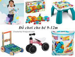 Hướng dẫn lựa chọn đồ chơi tốt nhất cho bé theo từng độ tuổi - Shop  Vinaquick