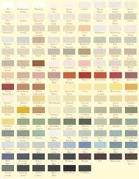 Crown Berger Colour Chart 2019