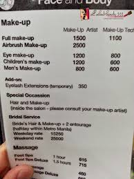 mr andy is a senior creative stylist so his rate for hair cut for me is 800php he is also my boyfriend s hairstylist so his rate to him is 550php