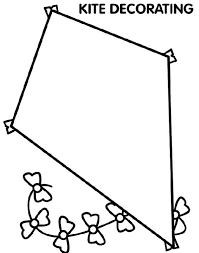 Small Picture Kite coloring pages to print ColoringStar