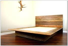 twin platform bed frame zephyr bedframe by dare studio double beds