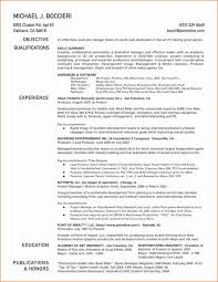 Template 11 Sample One Page Resume Skills Based Template For Freshe ...