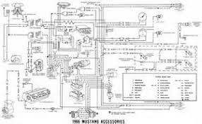 89 ford bronco headlight wiring diagram images mustang electrical wiring ford mustang parts