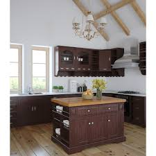 Furniture Kitchen Island 222 Fifth Furniture Greenwich Kitchen Island With Wood Top