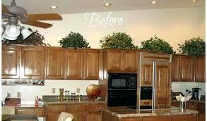kitchen cabinet decor interior ideas rustic above by