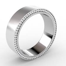 Mens Eternity Wedding Bands