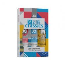 Купить Гель-смазка JO <b>Tri Me</b> Triple Pack - Classics 90 мл флакон ...