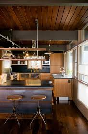 Best Modern Kitchens Images On Pinterest - Mid century modern kitchens