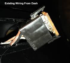 dual tank selector switch help page 2 truck forum the wires coming out of the dash are tan tan white gray black