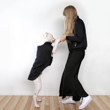 diy dog coat matching er jacket