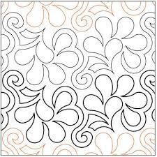 free pantograph patterns   Frisky-Feathers-quilting-pantograph ... & free pantograph patterns   Frisky-Feathers-quilting-pantograph -pattern-Lorien- Adamdwight.com