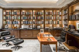 office book shelf. Home Office Bookshelf Ideas Traditional With Custom Tray Ceiling Wood Desk Book Shelf E