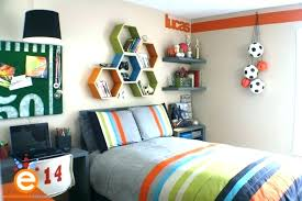 boys bedroom decorating ideas sports. Unique Sports Boys Sports Room Decor Ideas Bedroom  Decorating On A Budget  Intended R