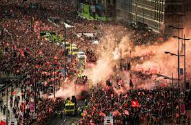 Photographs of liverpool by chambre hardman will go on display the young people have spent the last four months capturing the city, it's life and heritage via. Liverpool How Many People Attended The Champions League Parade
