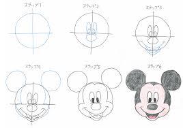 ディズニー キャラクター 簡単 書き方 最高のキャラクターコレクション