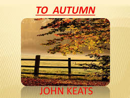 keats ode to autumn essay keats to autumn essays studentshare