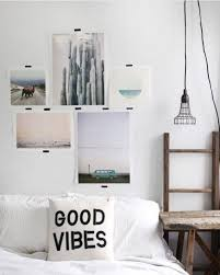 Small Bedroom Decor Ideas Bedroom Vignette With Gallery Wall