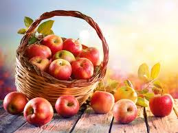 Healthy Diet Gut Health Secret Have Organic Apples Daily