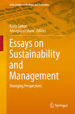 essays on sustainability and management emerging perspectives  essays on sustainability and management