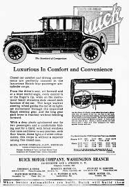 view 1922 buick adver