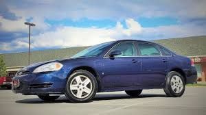2009 Chevy Impala LS V6 Start Up, Review and Full Tour - YouTube