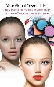 youcam makeup 5 9 5 apk screenshot