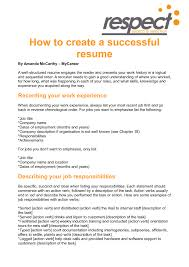 Examples Of Successful Resumes Best Photos Of Successful Resumes Samples Most Successful Resume 24