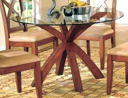 round glass top dining table full size of round glass top dining table wood base rectangular
