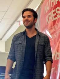 nathan kress and his brothers. nathan kress at a fan signing in fredericksburg, va! on 11/23/ and his brothers m